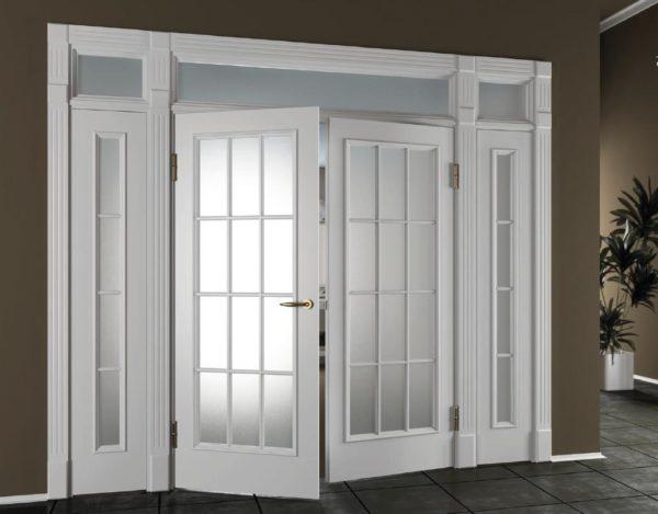 Варианты дверей в кладовку
