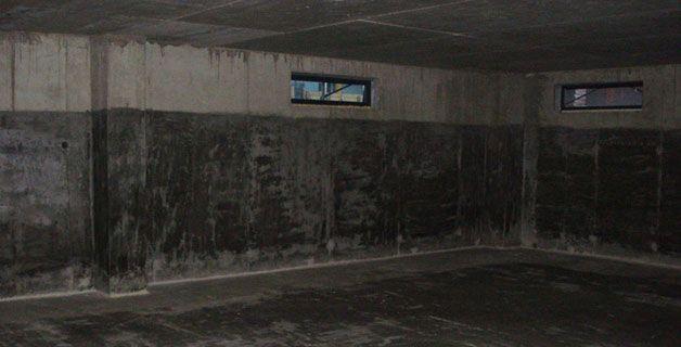 Гидроизоляция в подвале