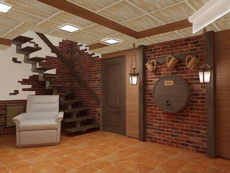 Грамотно выполнив влагоизоляцию подвального помещения, вы сможете использовать его в качестве жилого.