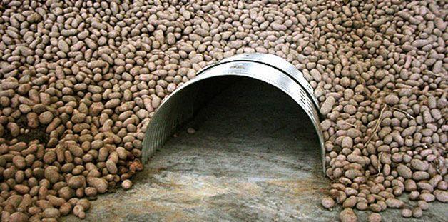 Вентиляционный тоннель