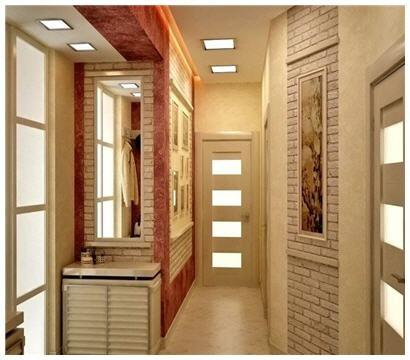 Кладовка в коридоре