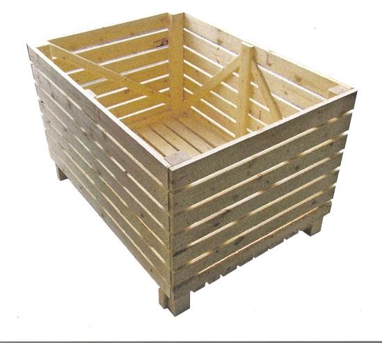 Контейнеры для хранения овощей в овощехранилище