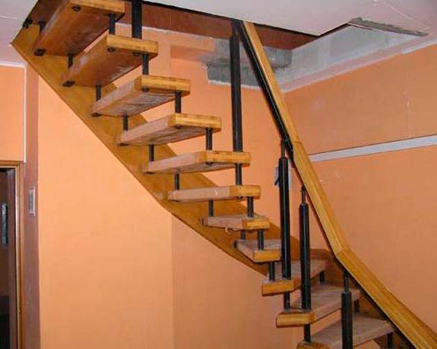 Спуск на нижний этаж
