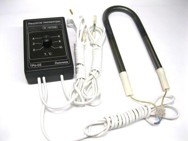 Терморегулятор для овощехранилища