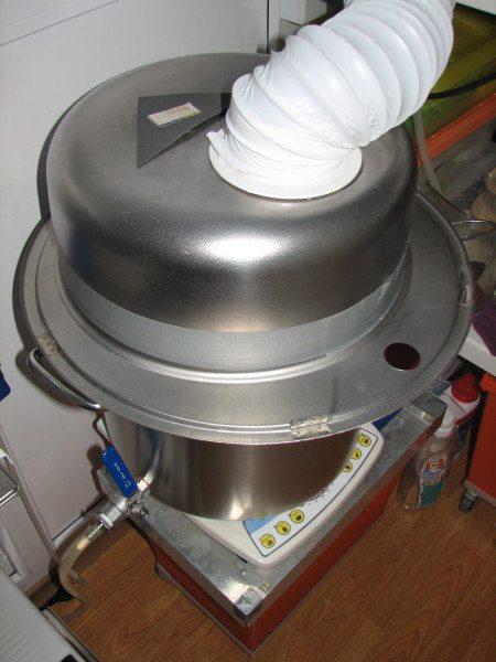 Накопитель поможет устранять конденсат.