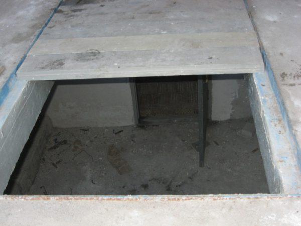 О подвале в гараже