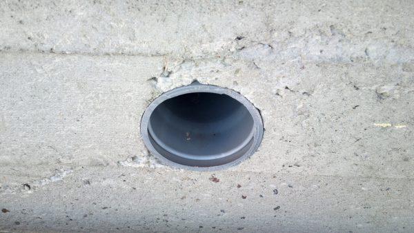 Продухи в подполье