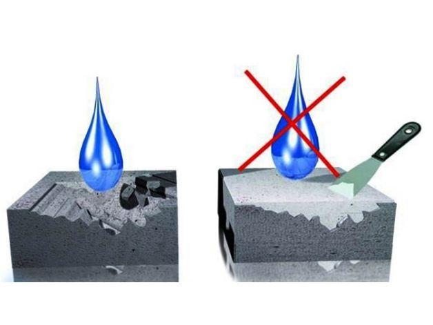 Преимущество проникающей гидроизоляции