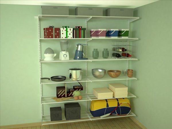 Системы хранения для кладовой
