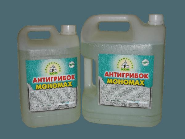 Специальные смеси для обработки стен пораженных грибком или плесенью