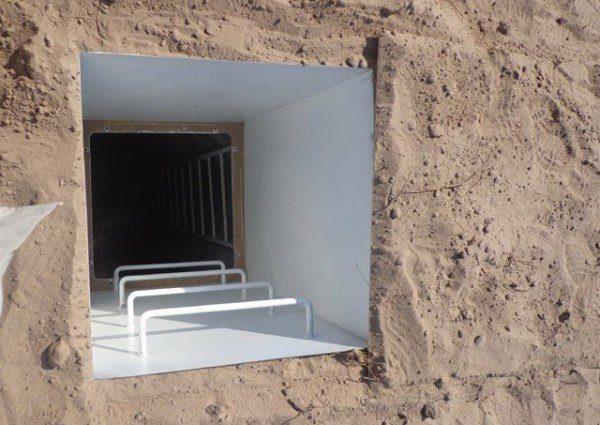 Мини бункер